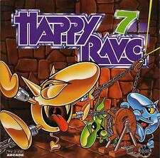 HAPPY RAVE 7 = Prophet/Helix/Fiocco/Fury/Mindtrust...=2CD= HARDCORE HARD TRANCE!