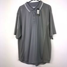 Bcg Mens 2Xl Pullover Shirt 100% Polyester New Without Tags Grey