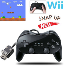 2020 NEW Classic Game Controller Pad Console Joypad For Nintendo Wii Remote UK!!