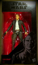 "STAR WARS The Black Series - Han Solo - Action Figur - 6"" / 15cm"