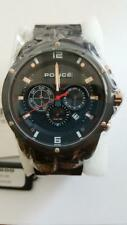 Police Wrist watch 15525-31899 2 tone Black steel and Rose gold