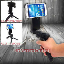 Universal Portable Handheld Tripod Phone Adapter Fit Samsung Galaxy S4 i9500