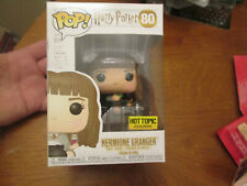 FUNKO HARRY POTTER  HERMIONE GRANGER  # 80  HOT TOPIC ** BOX AS PHOTOS **
