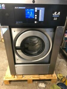 Ipso 22lb Commercial High Spin Sluice Washing Machine
