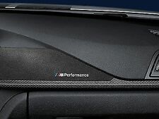 BMW F30 F31 F34 3 Series M Performance Carbon Fiber & Alcantara Interior Trim