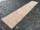 Runner rug, Turkish rug, Vintage rug, Handmade rug, Floor Rug   2,2 x 11,5 ft