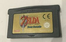 The Legend Of Zelda- A Link To The Past-Four Swords ; GBA  [Solo Cartucho]