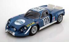 Otto Mobile Alpine Renaut A220 Courte #128 Rally Cevennes 1969 LE 2000 1/18 New!