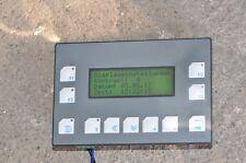 Omron nt4s-sf121b-e Operator Panel Interactive Display