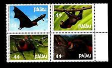 PALAU - 1987 - Fauna. Il pipistrello della frutta - (A)