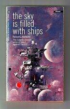 THE SKY IS FILLED WITH SHIPS (Richard C. Meredith/1st US/PBO/Jerome Podwill)