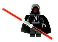 Custom Designed Minifigure Darth Maul  (Star Wars) Printed On LEGO Parts