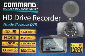 Car Dash Cam HD Drive Camera Vehicle Blackbox DVR Digital Video Recorder