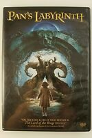 Pans Labyrinth DVD, 2009