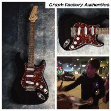 GFA Journey Frontman * ARNEL PINEDA * Signed Electric Guitar PROOF COA