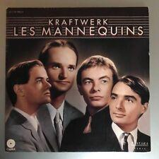 "Kraftwerk  ""Les Mannequins"" Vinyl, 7"" France Good condition"