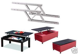 Lift Up Modern Coffee Table Mechanism Hardware Fitting Furniture Spring Hinge