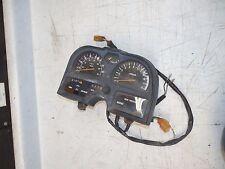 suzuki GS750 GS750E speedometer dash panel gauges meters cluster 81 1980 1981
