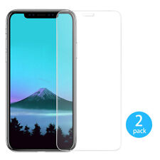 For iPhone 11 Pro Max 9H Tempered Glass Film Screen Protector Protect 2Pcs/Set