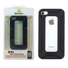 Qmadix Vibe Flex-Gel Case for iPhone 4/4s