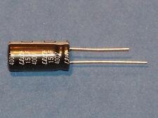 Elko, radial, 15µF (15uF) / 400V / 105°C, (Ø12,5x20mm), 3 Stück - Elite