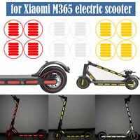 Pegatinas Reflectantes de luz Stickers Tira Para Xiaomi M365 Scooter Electrico