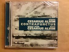 CD / CESARIUS ALVIM / CONTRAPUNCTUS / NEUF CELLO