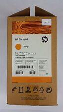 NEW NOS HP Indigo ElectroInk Orange Q4091A