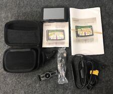 Garmin nuvi 1390 Automotive Mountable GPS Unit With Case & Cords  C14