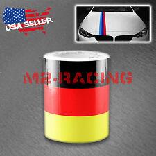 "10""x59"" Germany Flag Stripe Decal Stickers For Audi BMW Mercedes MINI Porsche VW"