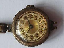 Watch Vintage Brass