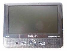 """Insignia 9"""" Screen Portable DVD Player NS-DS9PDVD15"""