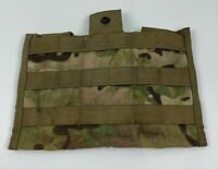 Eagle Industries SOFLCS Triple 5.56 3-Mag Rifle Shingle Pouch OCP Multicam MOLLE