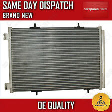 PEUGEOT 207 208 1007 2008 1.2 / 1.4 / 1.6 AIR CON CONDENSER RADIATOR 2005>ON NEW
