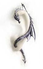 Genuine Alchemy Gothic Orecchino-esca del drago (a sinistra) | uomo moda donna