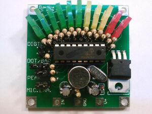 11-Segment VU Display Meter >>KIT<<- US SELLER