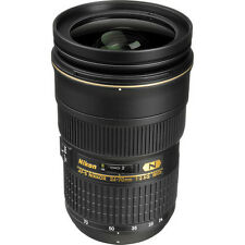 Nikon 24-70mm f/2.8 G ED AF-S Nikkor Lens NEW +5 YEAR NIKON USA WARRANTY
