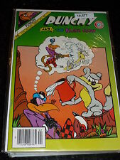PUNCHY & THE BLACK CROW Comic - Vol 3 - No 12 - Date 02/1986 - Charlton Comics