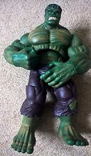 Marvel 12 inch Gamma Incredible Hulk figure extremely rare