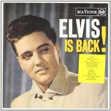 CD Album Elvis Presley - Elvis is Back! (Mini LP Style Card Case) NEW