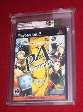 Shin Megami Tensei: Persona 4, New Sealed! PS2 VGA 95+!