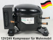 Kompressorset 12V/24V ä. Danfoss Secop BD35F 101Z0200 mit Elektronik + Anbausatz