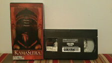 Kama sutra - a tale of love VHS tape & sleeve FRENCH former rental