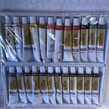 New listing Us Art Supply 12Ml Oil Tube Artist Paint Set (24-Tubes)