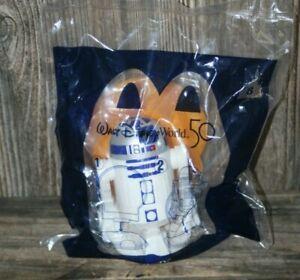 R2-D2 #8 2021 McDonald's Walt Disney World 50th Anniversary Happy Meal (S-1390