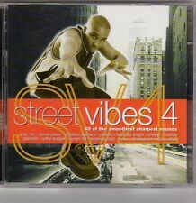 (EV205) Street Vibes 4, 40 tracks various artists - 2000 double CD