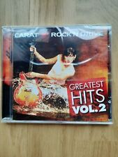 Carat Rock'n Drive CD Greatest Hits Vol.2 Sony Music 2012 Original Verpackt Neu