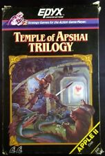 Temple of Apshai Trilogy (Apple, 1985) - Disk - Complete