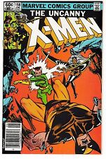 UNCANNY X-MEN #158 (NM-) 1st ROGUE Appearance in X-Men Title! Wolverine! Storm!