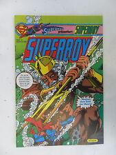 1x Comic Superman präseniert Superboy  Nr.12  (Dez 1983)  Zustand 1-2